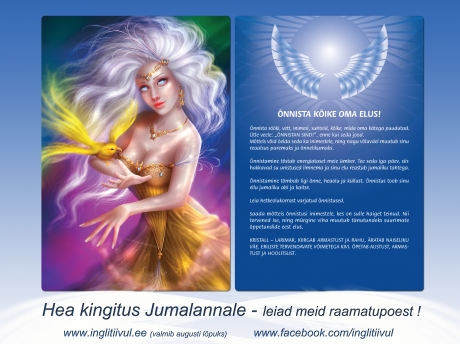 Soul´s Messages to a Goddess
