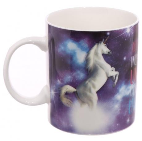 Unicorn Design Mug II